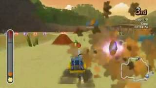 MySims Racing : GamePlay n°1