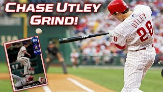 99 Overall Chase Utley Grind and Chill! [MLB The Show 17 Diamond Dynasty]