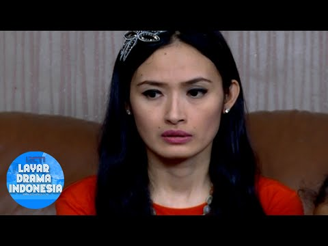 Atika sedih liat Ibu Ibu lain pada nyekolahin anaknya TBNH 02 Okt 2015