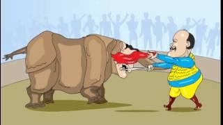 'Azhchakkazhcha'-('ആഴ്ച്ചക്കാഴ്ച')Animated Weekly Net Cartoon serial by T.K.Manojan-85
