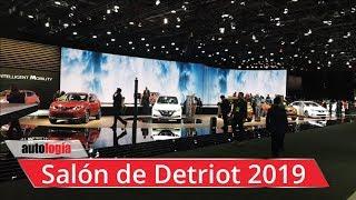 Salón de Detroit 2019 las novedades más importantes