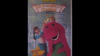 Barney: Una Mágica Aventura Musical |