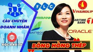 CEO DƯƠNG THỊ MAI HOA: TỪ VINGROUP ĐẾN BAMBOO AIRWAYS – CON ĐƯỜNG SỰ NGHIỆP CỦA 'BÔNG HỒNG THÉP'