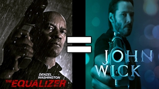 24 Reasons The Equalizer & John Wick Are The Same Movie #johnwickchapter2