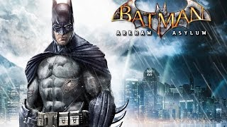 Batman Arkham Asylum - Game Movie