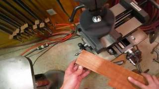 Making a Mop Sander