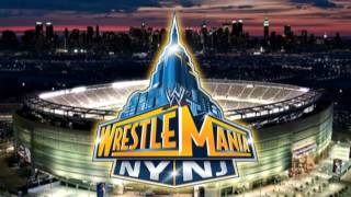 WWE WrestleMania 29 1st Official Theme Song - Surrender by Angels & Airwaves With Lyrics