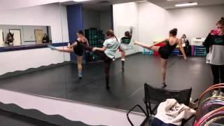 Rock Bottom by Hailee Steinfeld choreography