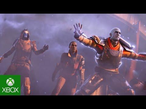 Destiny 2 Official Homecoming Trailer