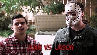 Juan vs. Jason - David Lopez