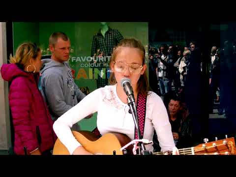 I will always love you Cover by Allie Sherlock Live