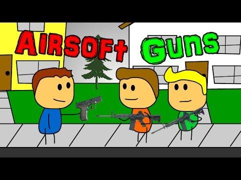 Brewstew Airsoft Guns