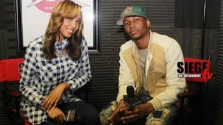 SIEGE TV Interviews emerging Hip Hop Arist Nick Grant Episode 8