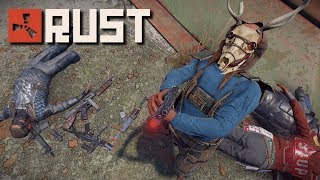 STARTING OFF WITH A BANG! | Rust Terminus #6