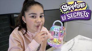 Shopkins Lil' Secrets | Grace's Room