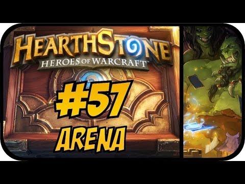 Let's Play HearthStone #57 - Arena mit TommelBommel [Deutsch]