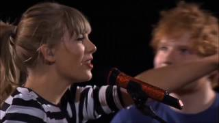 Taylor Swift Everything Has Changed Ft Ed Sheeran Dvd The Red Tour Live