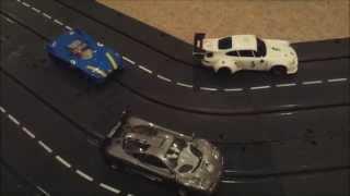 Carrera Universal 4 spurig (Kult) Slotcar