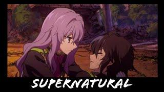 AMV - Shinoa x Yuu - Supernatural