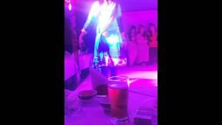 Bangla bar dancer Rupa