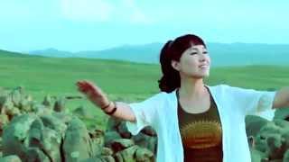 Wulan Tuoya 乌兰托娅   MV   草原恋人
