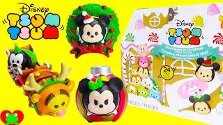 24 Tsum Tsum Surprises Christmas Advent Calendar