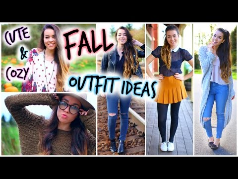 Cute and Cozy Fall Outfit Ideas!
