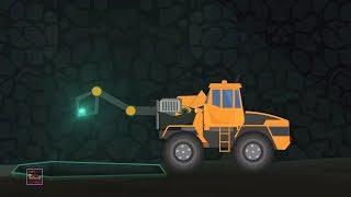 Transformer | Detector Truck | Bulldozer | Claw Truck Video For Kids | super heroes car
