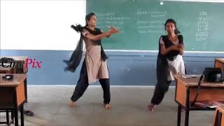 College Girl Mass Dance  Tamil college girl kuthu dance