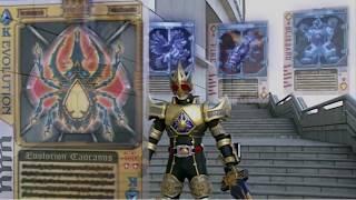 仮面ライダー剣 - Masked Rider Blade King Form themes MV - さいきょう! Strongest !