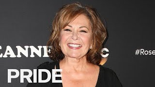 Roseanne On The 'F' Word And Identifying As Queer | ET CANADA PRIDE