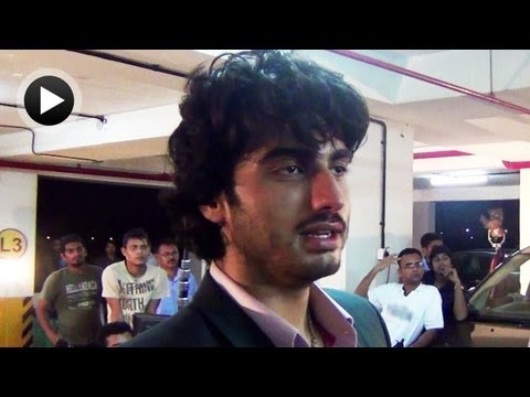 Arjun Kapoor injured on the sets of Aurangzeb   Aurangzeb   Capsule 5   Arjun Kapoor   Sasheh Aagha