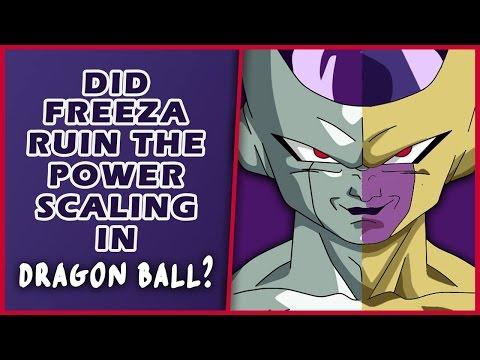 Did Frieza Ruin Powerscaling? Dragon Ball