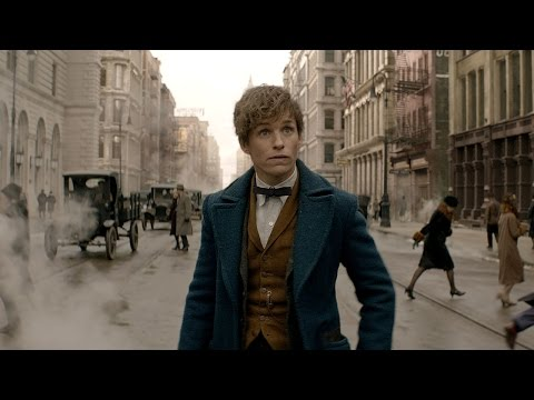 Fantastic Beasts and Where to Find Them Teaser Trailer HD