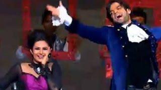 Ye Hai Mohabbatein's Raman & Ishita's SIZZLING DANCE PEFORMANCE at ZEETV GOLD AWARDS 2015