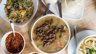 Tibetan Food in Thimphu - Bhutan Food and Travel Guide (Day 2)