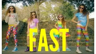 Justin Bieber - SORRY | Haschak Sisters Cover | FAST