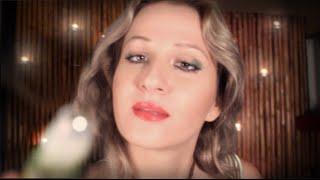 1 hour FACIAL spa BLISS: Binaural ASMR role play with sugar scrub & relaxation music