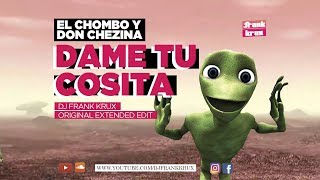 Dame tu cosita (frank krux original extended edit) 2018 NEW - FREE DOWNLOAD