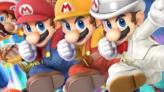 Evolution of Alternate Costumes in Super Smash Bros. (1999 - 2018)