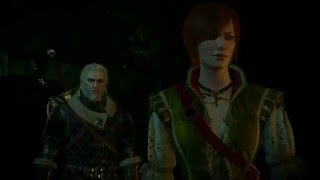 The Witcher 3: Wild Hunt Hearts of Stone Story German 1080p Cutscenes / Movie