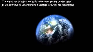 Claude Kelly-Alone (Lyrics)
