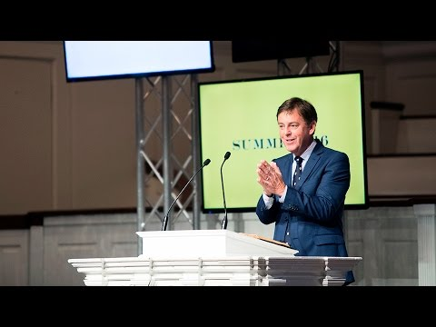 Galatians 5:13-26; Titus 2 - A Chapel message delivered by Alistair Begg