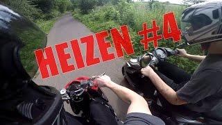 Aerox Heizen ~ 77ccm vs. 50ccm [GoPro Hero 4]