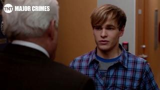 Major Crimes: The Talk - Season 3, Ep. 1 [CLIP]   TNT