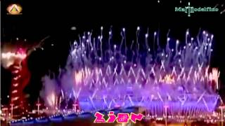 UFO OVER LONDON´S 2012 ZION OLYMPIC OPEN CEREMONY