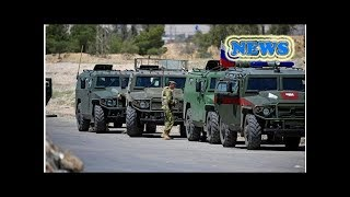 News Exclusive: In Syria, a Russian move causes friction with...