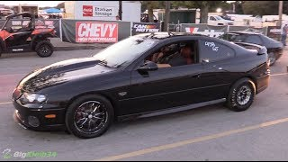 Stick Shift GTO Goes Full BEAST MODE, This Thing RIPS