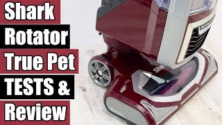 Shark Rotator True Pet NV752 Review and TESTS