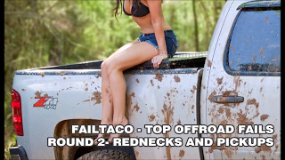 Top Off Road Fails Round 3- Rednecks and Pickups